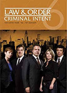 Law Order Criminal Intent Season 6 from UNIVERSAL