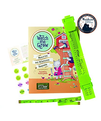Watch Me Grow - Memories and Milestones Keepsake - 4 Year Kit