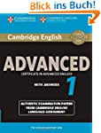 Cambridge English Advanced 1 for Revi...