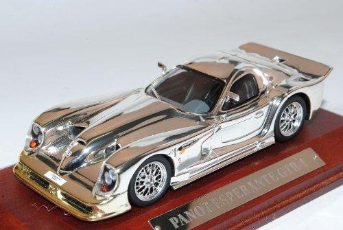 Panoz Esperante GTR-1 Chrom Coupe Le Mans 1/43 Modellcarsonline Sonderangebot Modell Auto