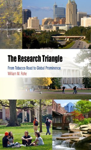 The Research Triangle: From Tobacco Road to Global Prominence (Metropolitan Portraits)