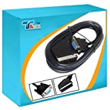 TK9K[TM] 2 M SCART LEAD TO 15 PIN HD - VGA CABLE Please read Full Description before buy, We offer full refund including Return Postageby RedTec