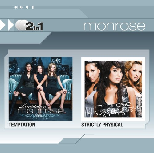Monrose - Temptation/Strictly Physical (2in1) - Zortam Music