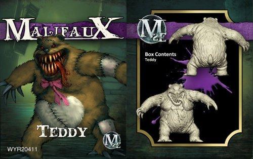 Malifaux 2E Neverborn Teddy (1 figure, wyr20411) by Malifaux