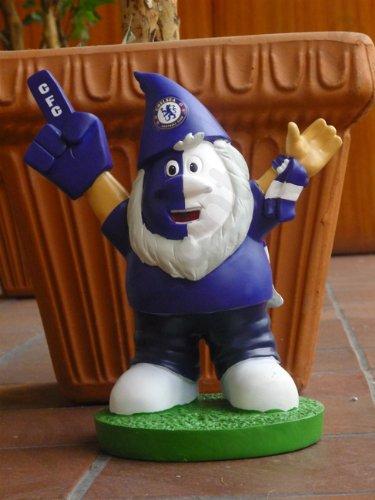 Chelsea FC 'Fans' Garden Gnome