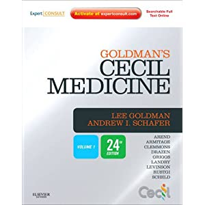 Goldman's Cecil Medicine: Expert Consult Premium Edition (July 2011 Edition) 51BrKSdF3LL._SL500_AA300_