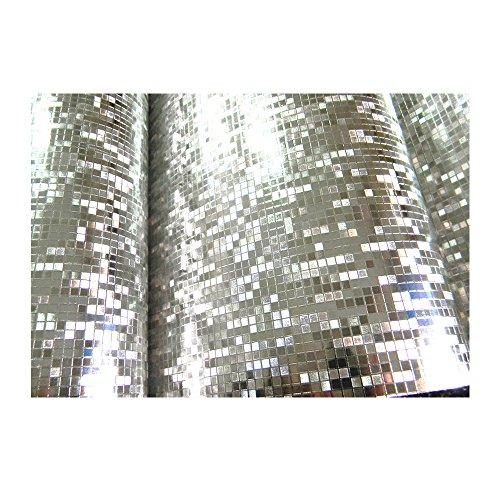 webetop-parete-3d-mosaico-lattice-tappezzeria-da-pvc-impermeabile-rotolo-argento-decorazione-soggior