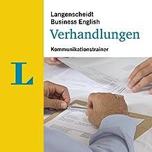 Verhandlungen - Kommunikationstrainer (Langenscheidt Business English) Hörbuch von  div. Gesprochen von:  div.