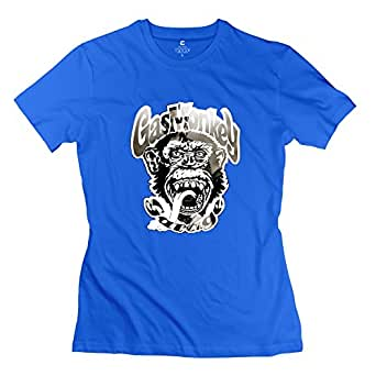 Amazon.com: LIHOO Lady Gas Monkey Garage Richard Rawlings T Shirts