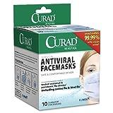 Curad Biomask Antiviral FaceMasks, 10 Count (Pack of 3)