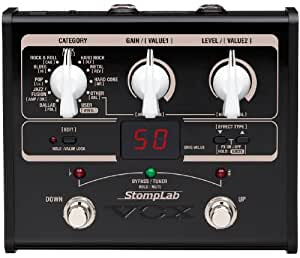 VOX ヴォックス ギター用・コンパクト・マルチ・エフェクター StompLab SL1G