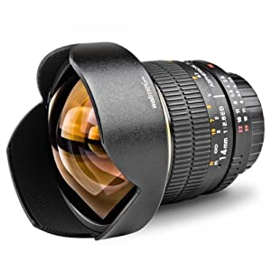 Walimex Pro 14mm f/2.8 Wide Angle Lens for Fuji X mount £313.31
