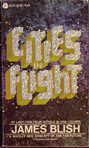 Book Cover: Cities in Flight by James Blish