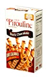 Pirouline Rolled Wafers, Dark Chocolate, 100 Calorie Twin Packs, 6.5-Ounce Boxes (Pack of 6)