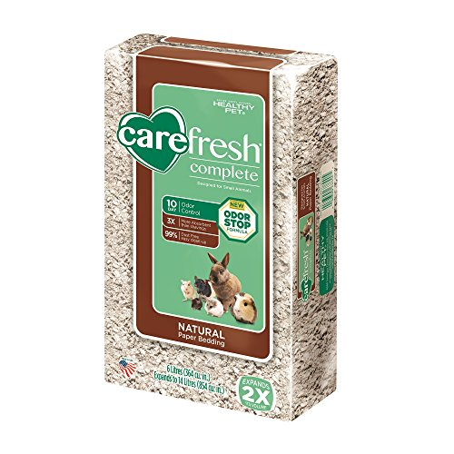 CareFRESH® NaturalTM Premium Soft Bedding 14L Bag, 2.2 Lbs. (Carefresh Natural Bedding compare prices)