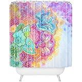 DENY Designs Stephanie Corfee Flourish Shower Curtain, 69 by 72-Inch