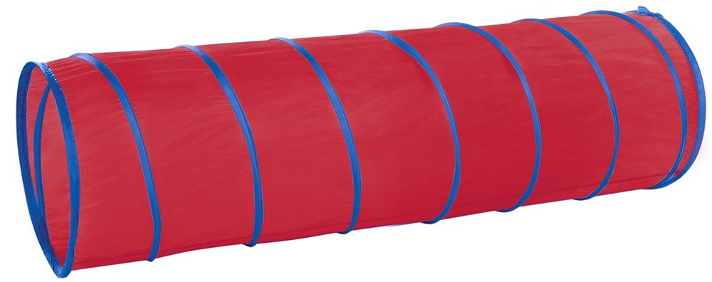 Stansport Pacific Spielen Zelte 20443 6 ft. Find Me Tunnel - Red