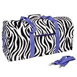 "Travel Cheer Gym Duffel Bag 21"""