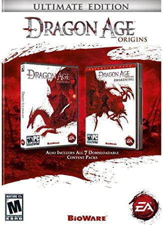 Dragon Age Origins: Ultimate Edition [Mac Download]