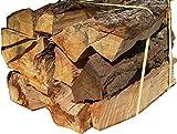広葉樹の薪B級品 容量30Lのダンボール箱入1箱 【産地】長野県 薪の長さ約40cm 【参考:重量約12~15kg前後】雑木