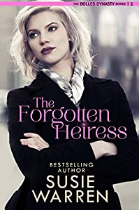 The Forgotten Heiress by Susie Warren ebook deal