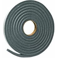 Thermwell Products Co. L346DI Open Cell Poly Foam Weatherstrip Tape