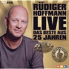 Das Beste aus 25 Jahren [Doppel-CD]  Rüdiger Hoffmann (Künstler) - Format: Audio CD