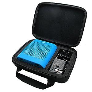 EVA Carrying Travel Storage Case Bag (Storage Case Black): Cell Phones