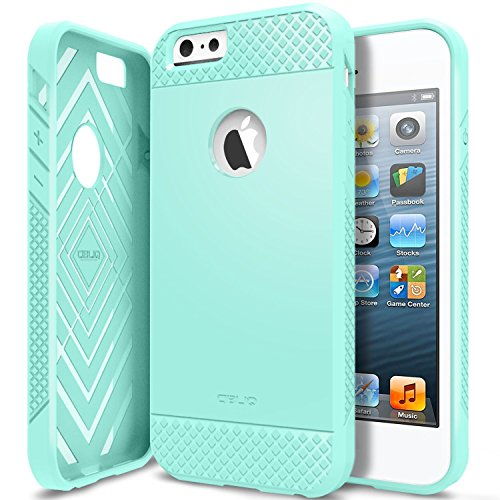 iPhone 6 Plus Case, Obliq [Non-Slip] [Slim Fit] iPhone 6 Plus (5.5) Case [Flex Pro][Mint] 6s