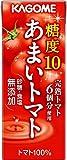 カゴメ あまいトマト 200ml(24本入×2ケース)48本入