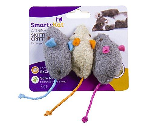 smartykat-skitter-critters-cat-toy-catnip-mice-3-pack