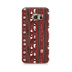 Mobicture Tribal Party Premium Printed Case For Samsung S7