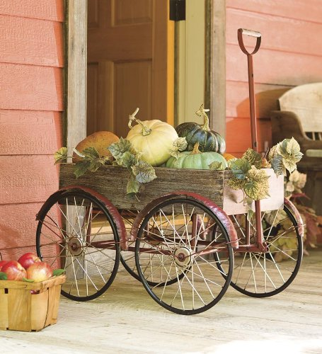 Decorative Vintage Wagon