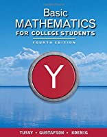 Basic Mathematics for College Students, 4th Edition