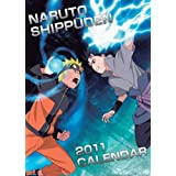 Japanese popular Anime Calendar 2011 NARUTO (A)