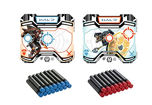 BOOMco. HALO UNSC Darts & Targets Pack - 1