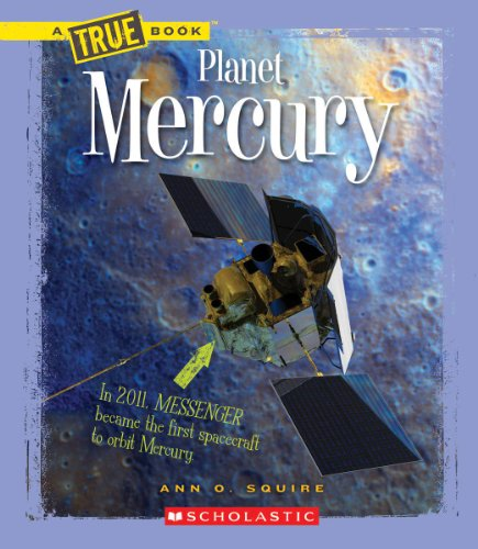 Planet Mercury (New True Books: Space (Paperback))