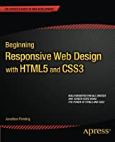 Beginning Responsive Web Design with HTML5 and CSS3 Front Cover