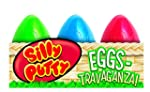 Crayola 6-Count Silly Putty Easter Eg...