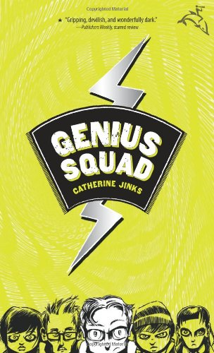Cover of Genius Squad