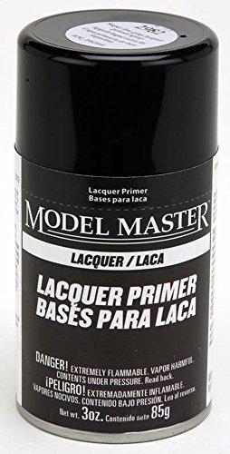 MM 3oz Super Fine Gray Lacquer Spray (Model Master Lacquer compare prices)