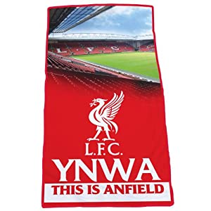 Liverpool FC Stadium Towel from Forever Collectibles