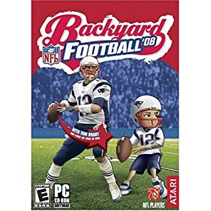 backyard football 39 08 video games