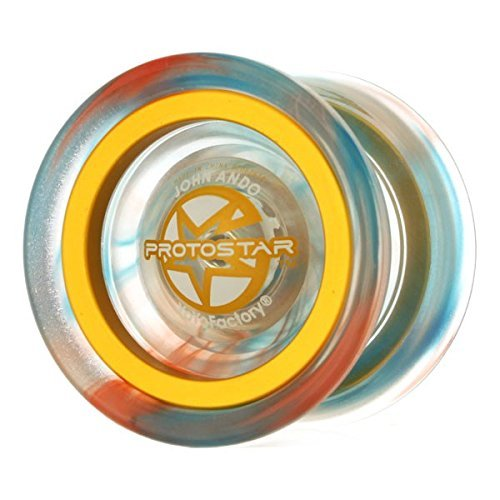 Yoyofactory Protostar Yoyo USA Collection Red White and Blue Limited Edition by YoYoFactory jetzt kaufen