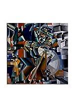 Especial Arte Lienzo Principle of Glittering - Kazimir Malevich Multicolor
