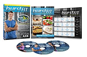 BurstFIT: Dr. Josh Axe's Complete Home Fitness Workout DVD Program