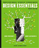img - for Design Essentials for Adobe(R) Photoshop(R) 7 and Illustrator(R) 10 (4th Edition) (Professional Studio Techniques) 4th edition by Cohen, Luanne Seymour (2002) Paperback book / textbook / text book