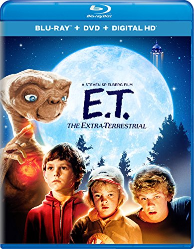 Blu-ray : E.T. The Extra-Terrestrial (With DVD, Ultraviolet Digital Copy, 2 Pack, Digital Copy)