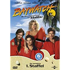 Die komplette 1. Staffel (German version)