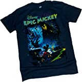 Color Fight -- Epic Mickey By Disney T-Shirt